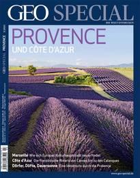 GEO Special Provence und Côte d'Azur (3/2013)