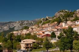 Das Dorf Aiguines