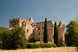 Das Schloss von Allemagne-en-Provence