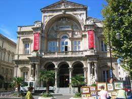 Das Theater von Avignon