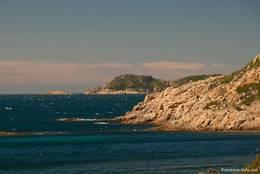 Blick vom Cap Camarat Richtung Cap Taillat