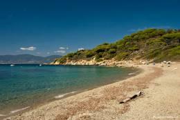 Plage des Brouïs, ein Strand etwa auf halbem Weg zum Cap Lardier
