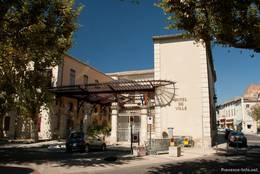 Das Rathaus von Cavaillon