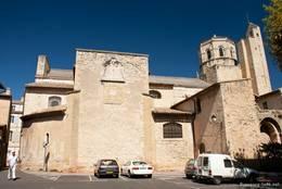 Die Kathedrale Saint-Véran in der Altstadt von Cavaillon