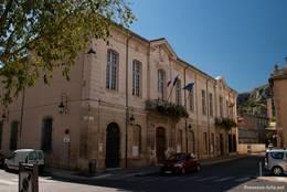 Das Rathaus von der anderen Seite