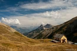 Fantastischer Ausblick vom Col d'Allos