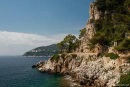 Die Côte d'Azur am Cap Ferrat