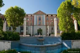 Sitz der Stadtverwaltung von Digne-les-Bains