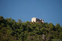 Saint-Vincent Kapelle oberhalb von Digne-les-Bains