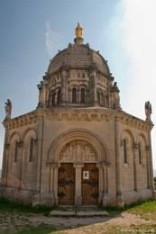 Die Kapelle Notre-Dame-de-Provence