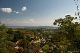Ausblick von der Zitadelle
