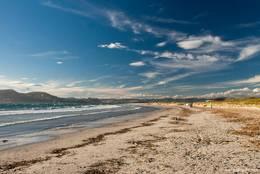 Strand im Westen der Halbinsel Giens
