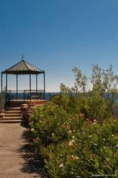 Aussichtspunkt in Le Trayas