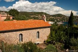 Die Kapelle Sainte Therese in Le Trayas