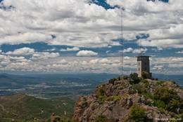 Der Gipfel des Mont Vinaigre