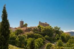 Wie viele Dörfer des Pays de Fayence liegt auch Montauroux auf einem Hügel