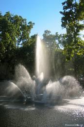 Wasserfontaine