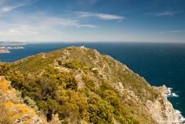 Die Spitze des Cap Sicié