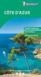 Michelin - Der grüne Reiseführer Côte d'Azur