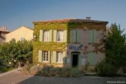Das Haus der örtlichen Verwaltung von Saignon