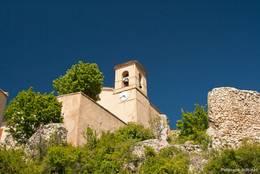 Die Gemeindekirche Saint-Georges