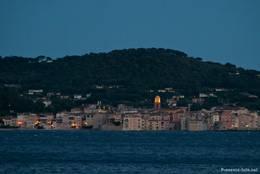 Saint-Tropez am Abend