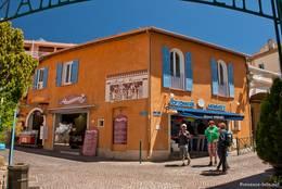 Die Markthalle von Sainte-Maxime