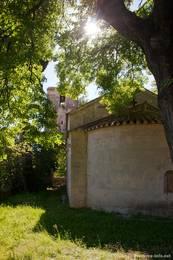 Die Kapelle Notre-Dame-de-l'Ormeau
