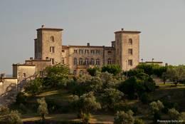 Das Château du Puy in Tourrettes