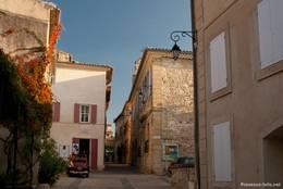 Kleines Tourismusbüro in Venasque