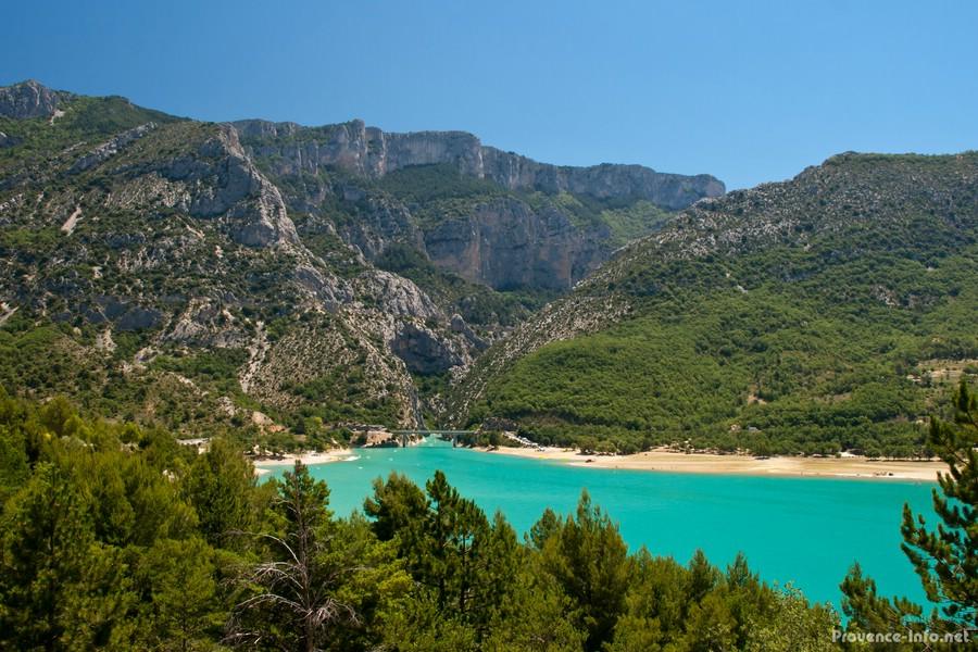 Lac de sainte croix provence - Office du tourisme lac de sainte croix ...