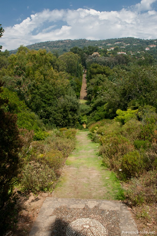 Domaine Du Rayol Provence Info Net